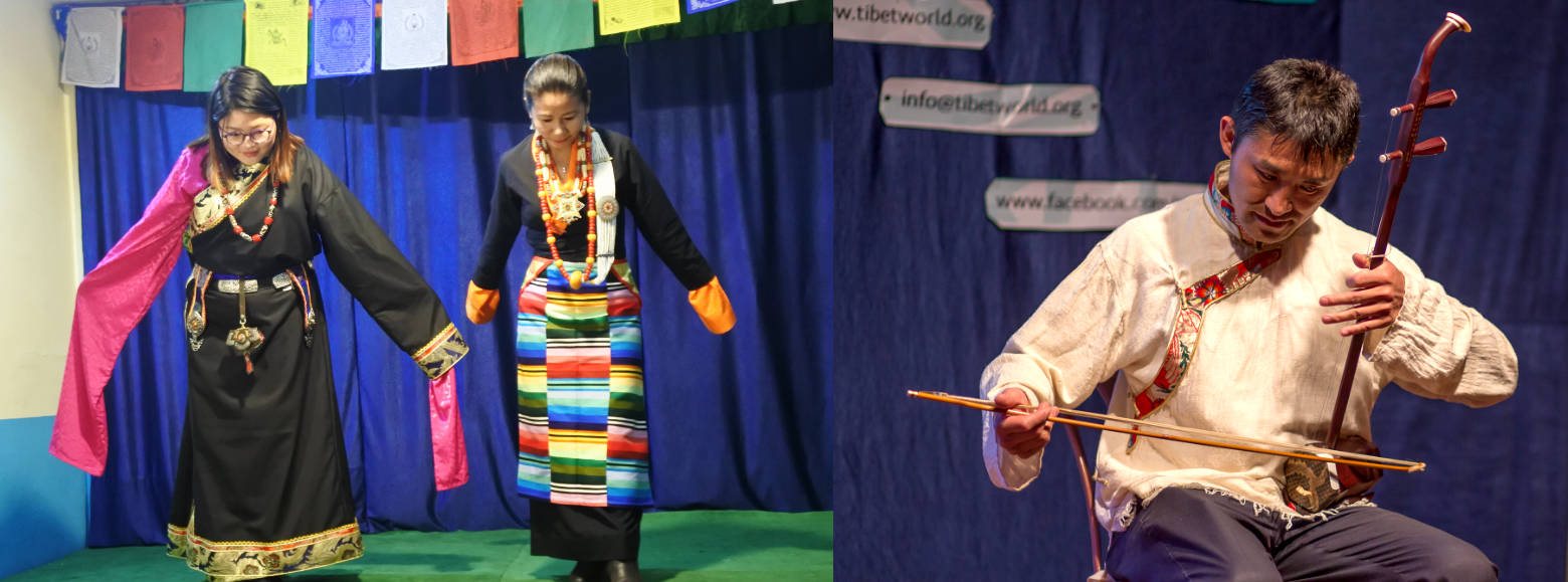 Tibet World Weekly Cultural Show